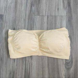 One size fits all padded bandeau